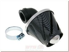 Luftfilter Power Helix 28-35mm Carbon-Look-Peugeot XPS, 104, 101, Jetforce, Spee