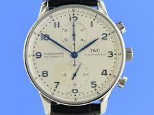 IWC Portugieser Chronograph  IW3714vom Uhrencenter Berlin 20032