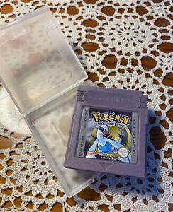 Pokemon Plata Game Boy  Español + caja protectora