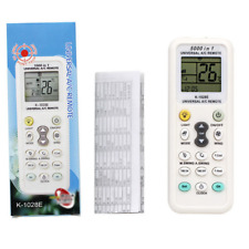 Almighty Remote Controller for Universal A/C Air Conditioner K1028E High Quality