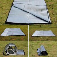 de couchage pliant Tapis de camping Eva Matelas de plage Feuille d 'aluminium
