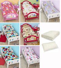 Set di lenzuola e copripiumini Disney per bambini