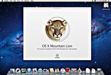 Mac OS X Mountain Lion 10.8 ISO & DMG