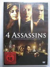 4 ASSASSINS - DVD - WIN YUN LEE MIGUEL FERRER