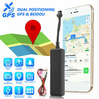 GPS Tracker Realtime Locator GSM GPRS Tracking device for Car Truck Vehicle Bike