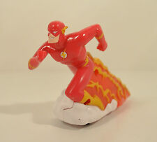 "RARE 1999 The Flash 5"" Jack-In-The-Box Restaurant Action Figure DC Comics"