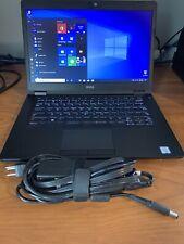 Dell Latitude 5480 i5-7200U 8GB RAM 256 GB SSD WCam BL KB Win 10 Pro