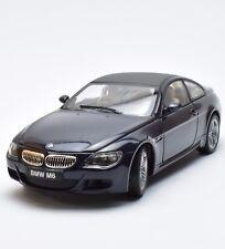 08844 de Revell BMW M6 serie 6 Coupé en oscuro azul pintado, 1:18, OVP, K030