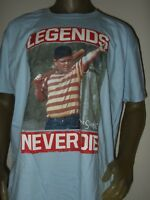 New Men's S-XXL The Sandlot Legends Never Die Ham Porter Baseball Movie T- Shirt