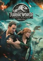 Nuovo Jurassic World - Fallen Kingdom DVD
