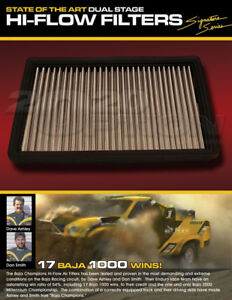 BAJA CHAMPION SIGNATURE SERIES HI-FLOW REPLACEMENT AIR FILTER FOR FORD F250 F350