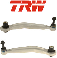 For BMW E60 525i 530i 545i Pair Set of Rear Left+Right Upper Control Arms TRW