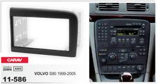 CARAV 11-586 2Din Marco Adaptador Kit Instalacion de Radio VOLVO S80 1999-2005