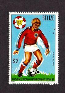 Belize stamp #606, MNHOG, XFS, topical, sports