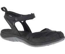 Merrell Siren Wrap Q2 Women, Outdoor Sandals for Women, Black