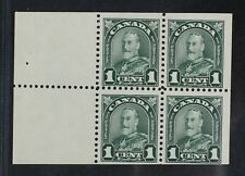 CKStamps: Canada Stamps Collection Scott#163a Mint H OG Crease