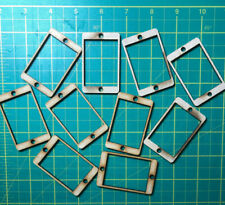 Wooden Mobile Phone Crafts, Decorations, Embellishments, Plaques, iPhone Crafts
