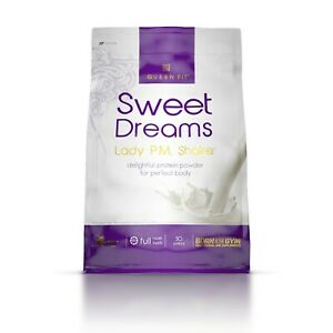 OLIMP Queen Fit - Sweet Dreams Lady P.M. Shake 750g PROTEIN COCKTAIL FOR WOMEN