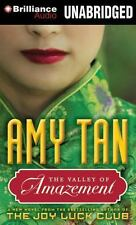 The Valley of Amazement by Amy Tan (2014, MP3 CD, Unabridged)
