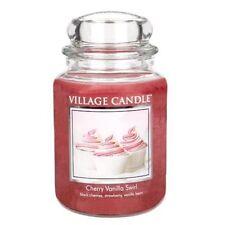 Paraffin Wax Vanilla Candles & Tea Lights