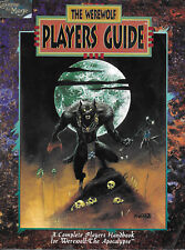 WEREWOLF THE APOCALYPSE - Players Guide 1st Edition *RPG*