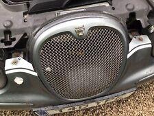 Jaguar S- Type Radiator Grill S Type R Stainless Mesh Pre Face Lift breaking car