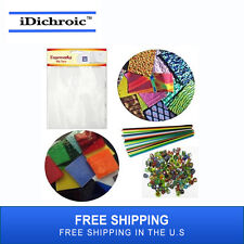 iDichroic Microwave Kiln Deluxe Glass Fusing Kit