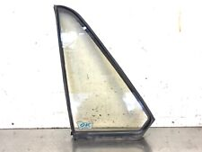 86-90 Legend 4Dr Sedan Left Rear Door Quarter Vent Glass Triangle Window OEM