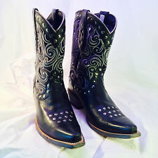 ARIAT PALOMA LADIES BOOT SIZE 10 - Only worn once!