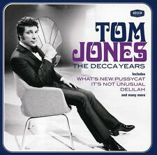 Tom Jones - Decca Years [New CD]