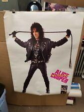 "1991 ALICE COOPER Hey Stoopid Poster 24"" X 36"""