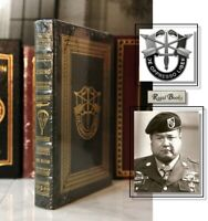 LEGEND - Easton Press Blehm Military History SEALED w/BOX Special Forces Vietnam