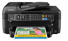 Color Printer Scanner Copier Wireless Wifi Best All In One Office Printers Black
