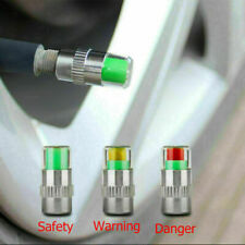 36PSI Reifendruckwächter Set Druckwächter Ventilkappen-Druckverlustanzeige R9J0