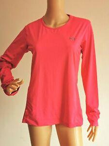 Kari Traa NORA LS Funktionsshirt  Damen Pink T-Shirt Gr. M - TOP !!