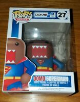 Funko Pop Heroes Domo Superman Vinyl Figure DC Comics #27 VAULTED
