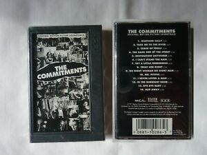 The Commitments film soundtrack ultra rare DCC brand new and sealed