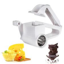 Rallador De Queso Molino Triturador Cortador trituradora herramientas de cocina de mano fina gruesa Reino Unido