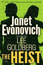 The Heist by Lee Goldberg Janet Evanovich (2013, Hardcover) Fox and O'Hare