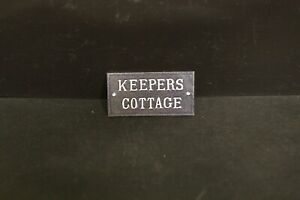 DOLLS HOUSE ( Metal Sign =   HOUSE SIGN