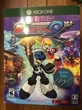 Mighty No. 9: Signature Edition (Microsoft Xbox One, 2016) Brand new