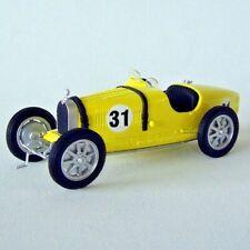 Bugatti Type 35B 1/43 jaune - Eligor 101565