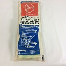 Hoover Vacuum Cleaner Bags Authentic Vintage For All Celebrity Types Pkg of 3