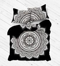 Indian Cotton Mandala Double Single Size Bed Quilt Cover Duvet Doona Cover Boho