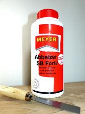 PROFI Schnell Abbeizer GEL Entlacker 12,65€/L Abbeizmittel Holz Lack Möbel Farbe