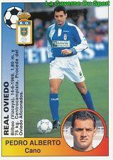 208 PEDRO ALBERTO ESPANA REAL OVIEDO STICKER CROMO LIGA 1995 PANINI