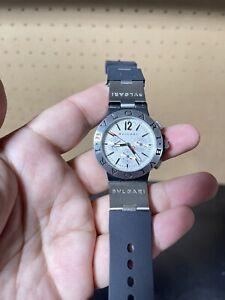 BVLGARI Diagono Sports SD 38s L2161  Automatic Men's Watch