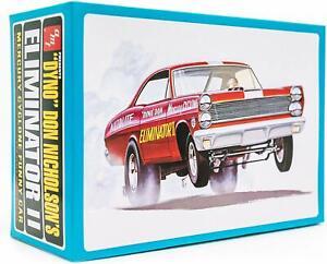 1:25 AMT Dyno Don Nicholson's Eliminator II Mercury Cyclone Funny Car Model Kit