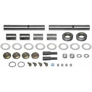 For Ford F-100 F-250 RWD Steering King Pin Set With Metal Bushing Moog 8524B