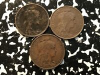 1916 France 5 Centimes (11 Available) Circulated (1 Coin Only)